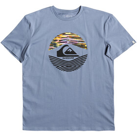 Quiksilver Stomped On SS Tee Men Stone Wash
